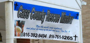 Cass County Rescue Mission is a non-profit faith based organization supporting the members of our community in their time of need and working towards a greater good for Cass County, Missouri.